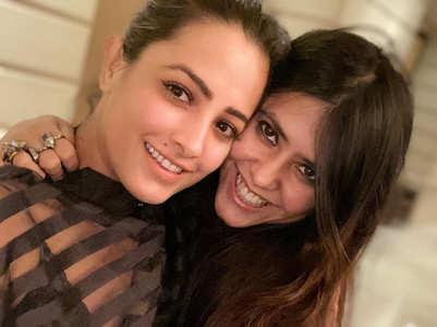 Anita's BFF love for Ekta Kapoor on 46th bday