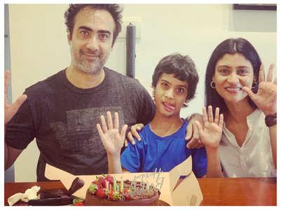 Ranvir Shorey on co-parenting son Haroon