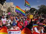 LGBTQ community holds Pride parade in Jerusalem