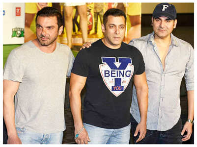 When Salman was obsessed with superheroes