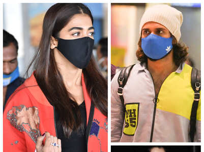 Tollywood celebs stylish airport looks