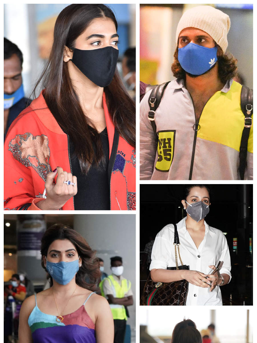 Throwback: When Tollywood celebs served stylish airport looks in 2021