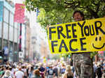 Londoners march in anti-vaccine, anti-lockdown parade