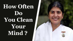 How Often Do You Clean Your Mind