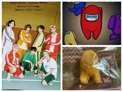 BTS meal chicken nugget sold for $99,997