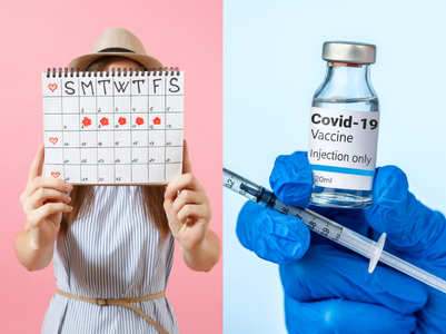 Period changes short-term side effect of vaccine