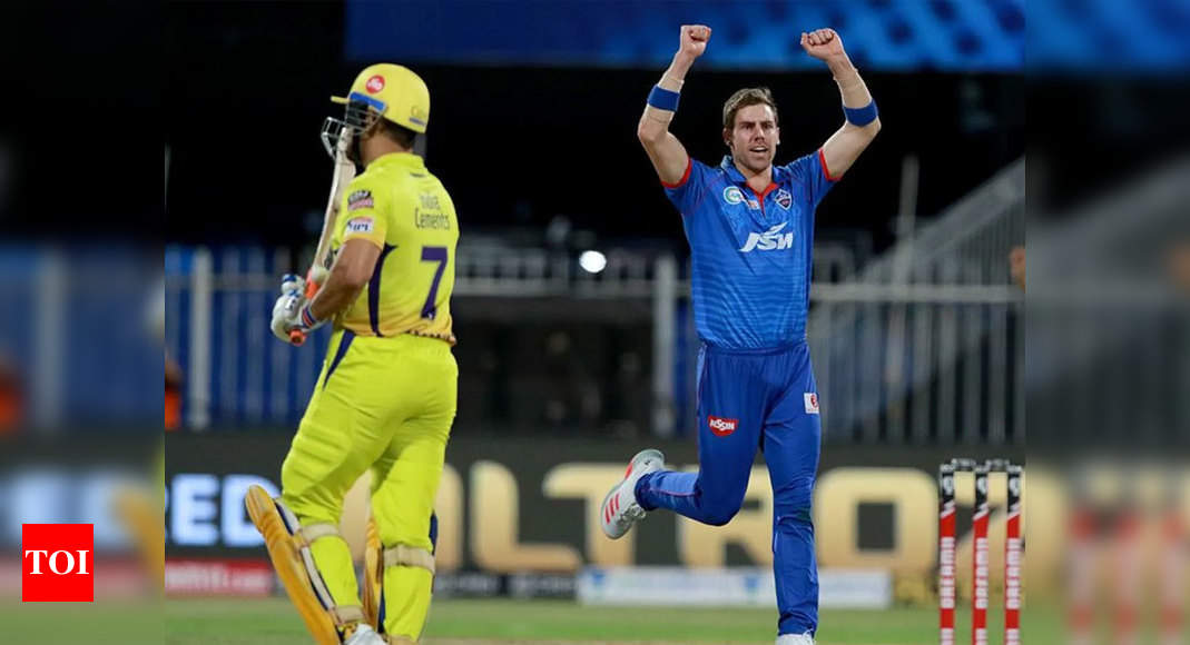 In 2010, I thought MS Dhoni didn't know how to bat: Anrich Nortje | Cricket News – Times of India