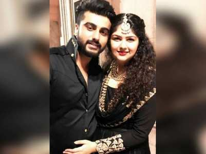 Arjun's sister is back home from the hospital