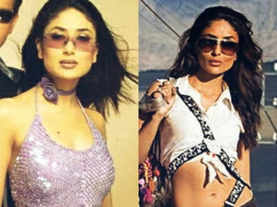 Kareena's early aughts looks which are back
