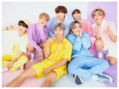 BTS' Butter hits No. 1 for second week