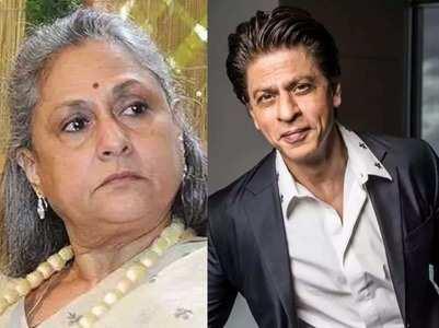 Throwback: Jaya Bachchan on slapping SRK