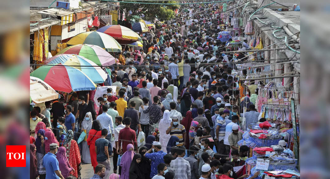 Bangladesh extends lockdown, tightens restrictions – Times of India