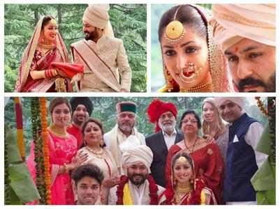 Details of Yami Gautam's wedding revealed!