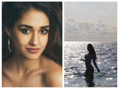 Fans go gaga over Disha's throwback picture