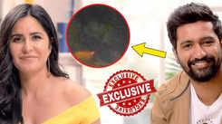 Vicky Kaushal visits rumoured girlfriend Katrina Kaif at her house