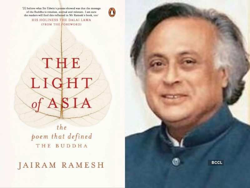 'The Light of Asia: The Poem that Defined The Buddha' by Jairam Ramesh