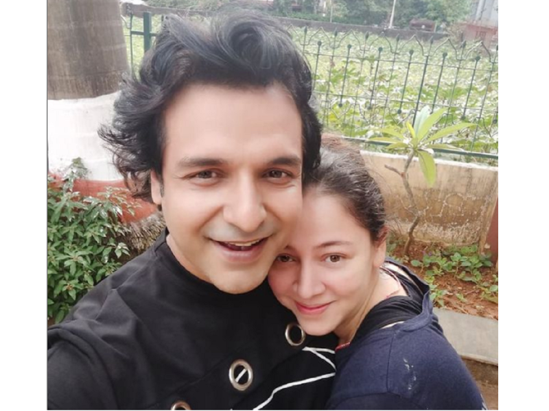 Vinay Anand's wife Jyoti Anand reveals the thing she learnt from Prabhudheva