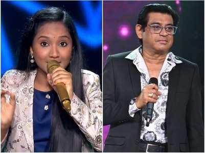 Indian Idol's Anjali on Amit Kumar's criticism