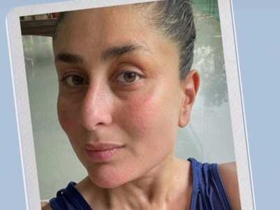 Bebo shares a no makeup selfie post trek