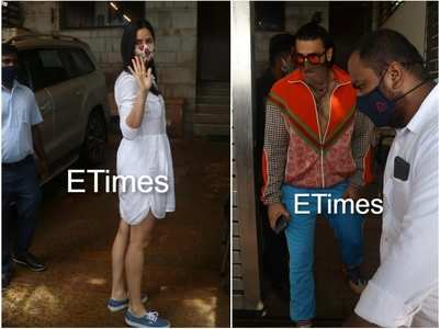 Are Ranveer & Katrina pairing up for a film?