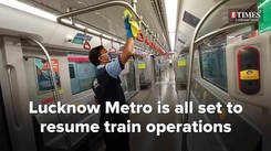 Lucknow Metro gears up to restart post-lockdown