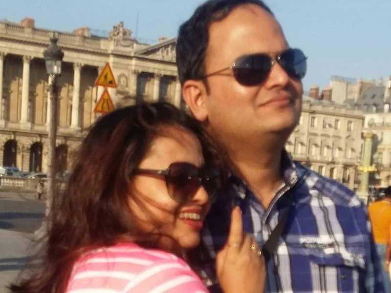 Taarak Mehta Ka Ooltah Chashmah's Sonalika Joshi wishes husband Sameer on his birthday with a sweet throwback photo