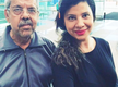 Sambhavna Seth pens a heartfelt note on her father's one-month death anniversary