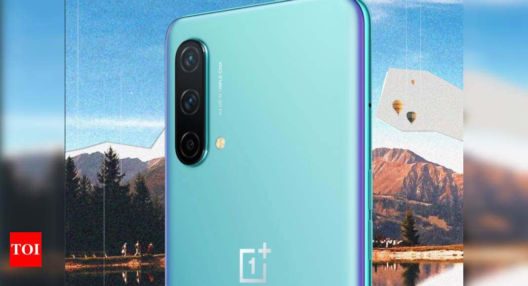 After OnePlus Nord CE 5G, OnePlus has plans to launch Nord 2 too – Times of India