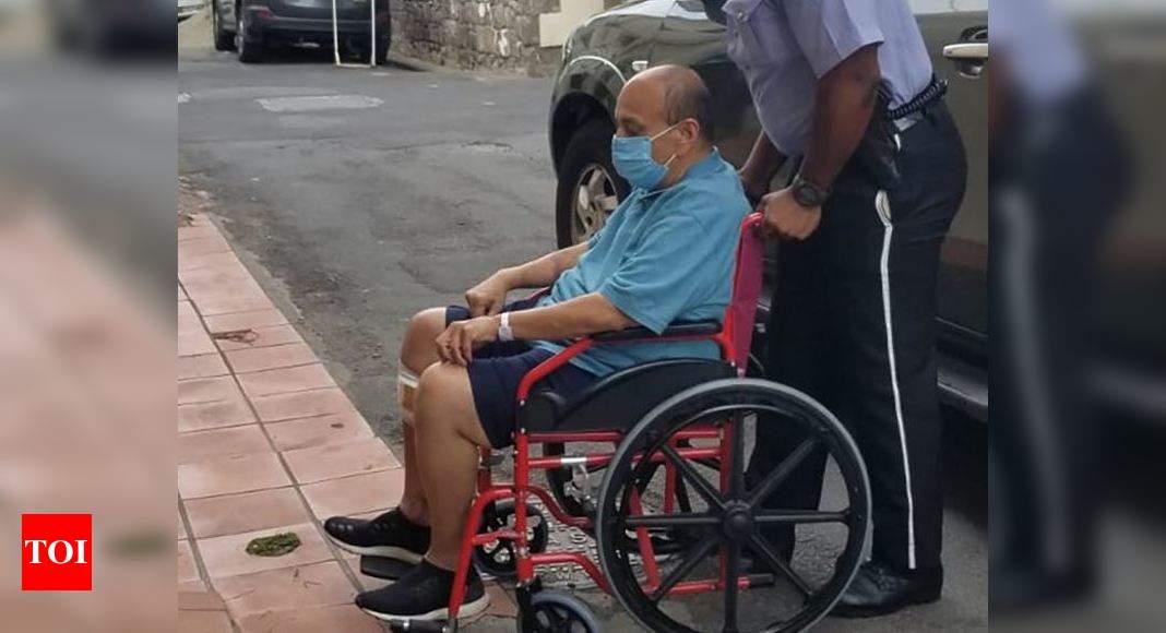 We moved to rescind Mehul Choksi's citizenship for 'false declaration': Antigua minister thumbnail