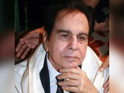 Dilip Kumar's health improving, says doctor