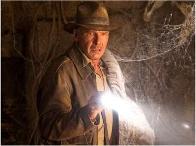 First Look: Harrison Ford as 'Indiana Jones'