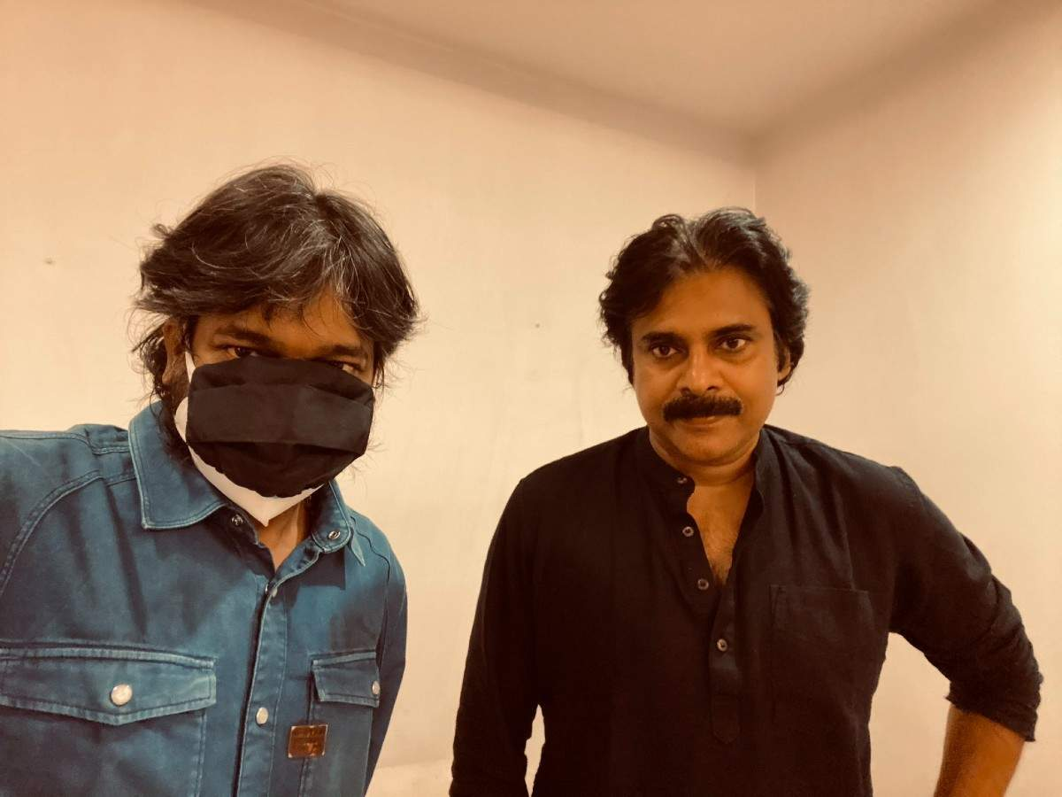 PSPK28: Makes give an update about the title and first-look of the Harish  Shankar-Pawan Kalyan film   Telugu Movie News - Times of India