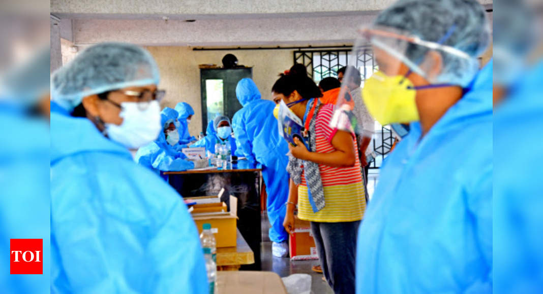 Covid-19: India reports 92,596 new cases, 2,219 deaths in last 24 hours thumbnail