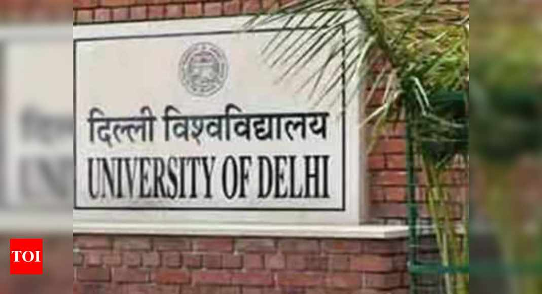DU extends term of governing bodies of 28 colleges by three months – Times of India