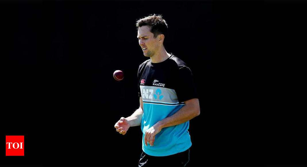 England will cope with social media storm: Trent Boult | Cricket News – Times of India