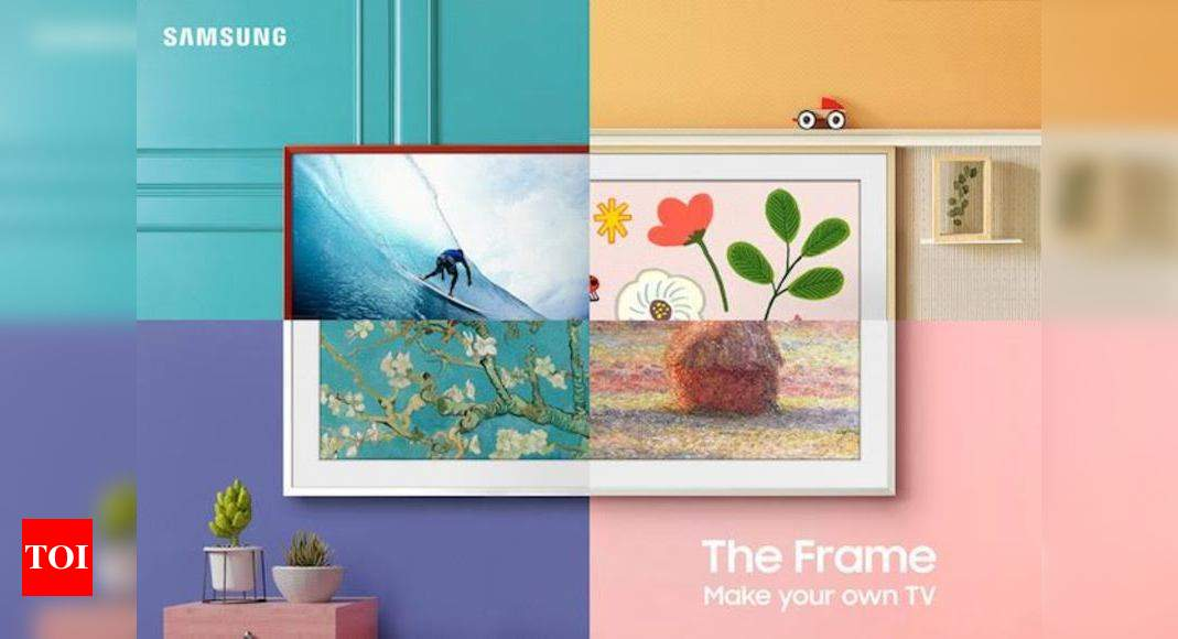 Samsung Frame TV 2021 Edition launched: Price, specs and more – Times of India