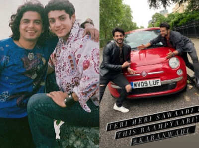 Quirky birthday wishes for Karan Wahi; read