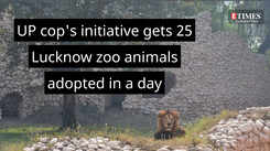 UP cop's initiative gets 25 Lucknow zoo animals adopted in a day