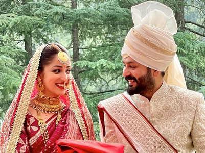 Yami Gautam's gorgeous wedding pictures