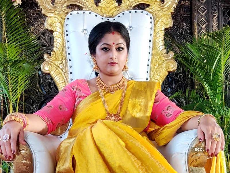 Rekha Krishnappa turns nostalgic; shares a glimpse of her debut show 'Mayamruga' (Photo - Instagram)