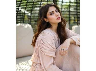 Rhea Chakraborty to play the role of Draupadi