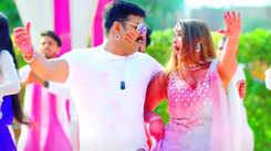 Pawan Singh and Neelam Giri's Bhojpuri song 'Lahangwa Las Las Karta' crosses 100 million views