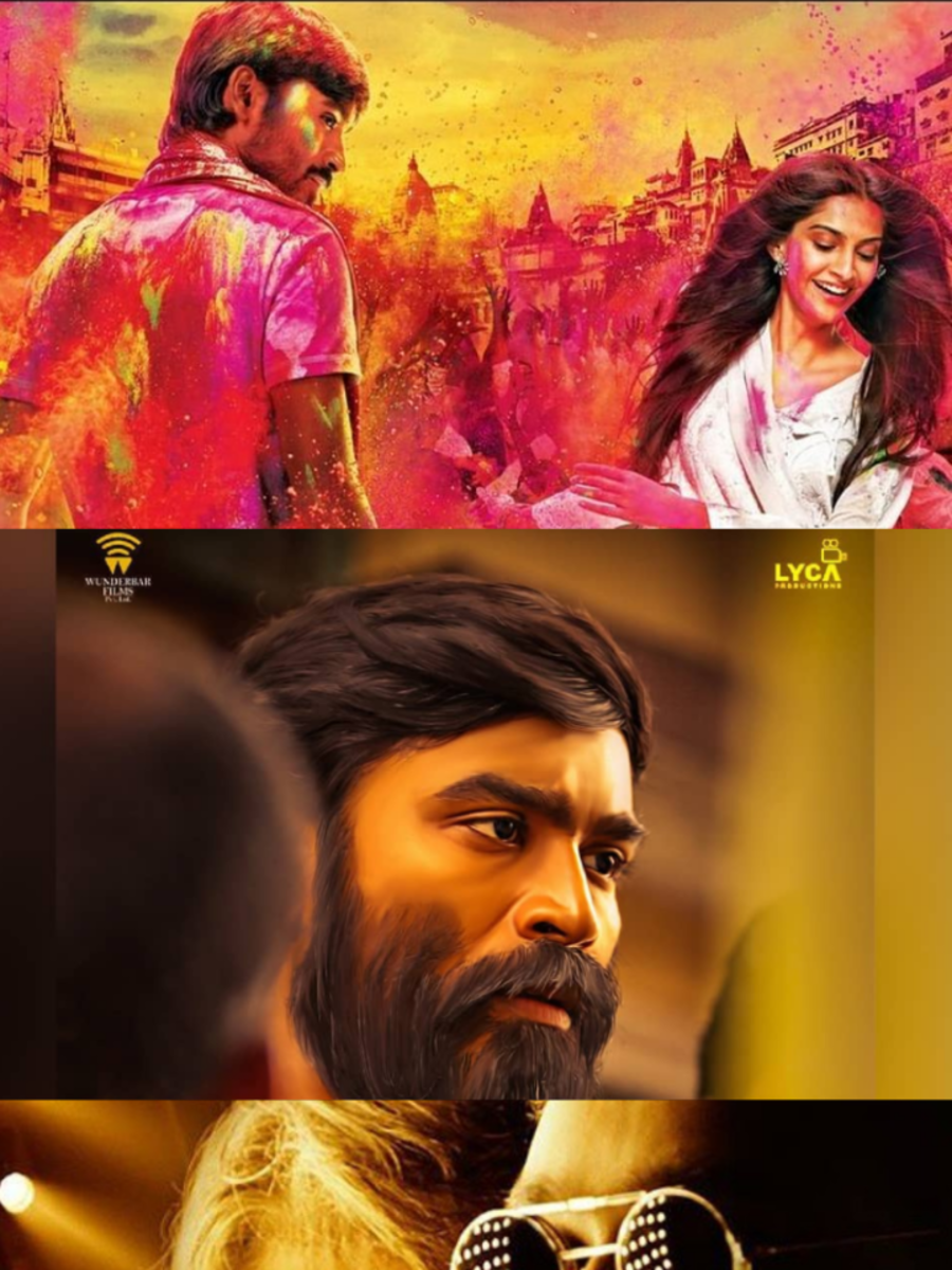 Top Dhanush movies which gave strong messages