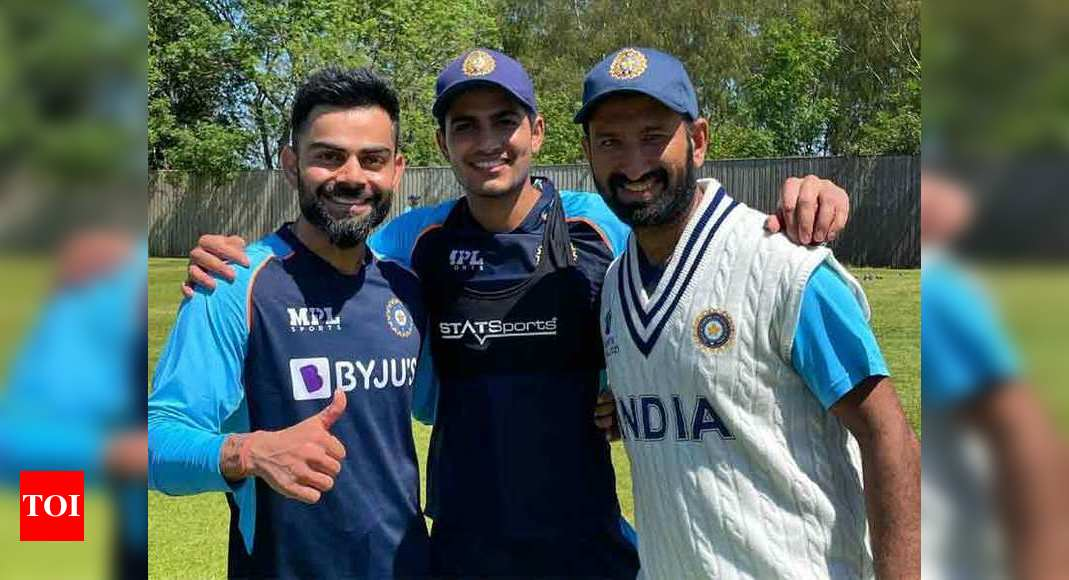 'Sun brings out smiles': Virat Kohli after resuming training in Southampton | Cricket News – Times of India