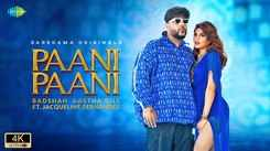 Watch Latest Hindi Trending Song Music Video - 'Paani Paani' Sung By Badshah And Aastha Gill