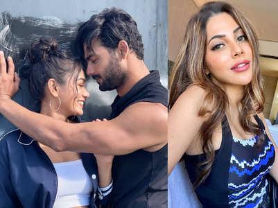 Nikki reacts to Vishal-Sana's romantic pics