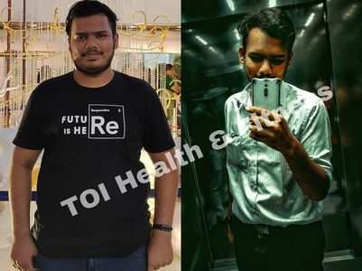 """""""A high-protein diet helped me lose 50 kgs"""""""