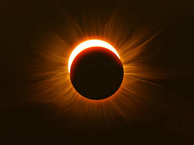 Diet beliefs and myths about Solar Eclipse