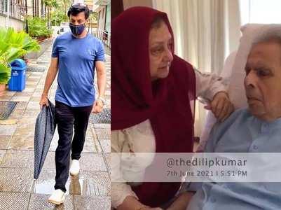 Madhur Bhandarkar on visiting Dilip Kumar in hospital