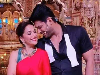 Dance Deewane 3: Sid turns SRK for Madhuri